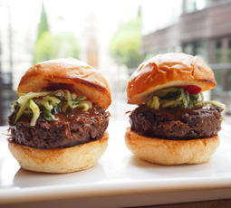 Gochujang & Guava Short Rib Sliders