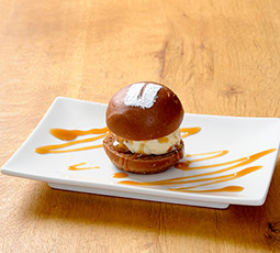 Chocolate Slider Caramel Sauce