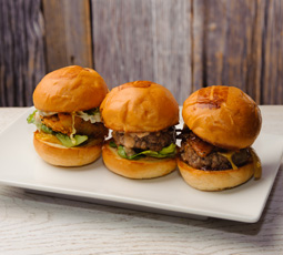 MONTHLY SLIDER TRIO