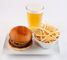 BEER & FRIES SET