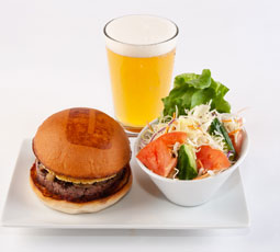 BEER & SALAD SET